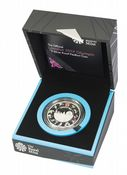 2012 Silver Proof Piedfort £5 Coin London 2012 Olympics